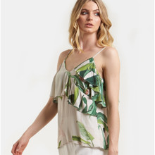 Tropical Palm Cami by AMELIUS*