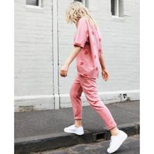 Women's Tops  Chet Sleeveless Sweater in Rose Spot   BETTY BASICS