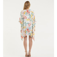 Women's Jackets | Tahitian Princess Kimono Top | AMELIUS