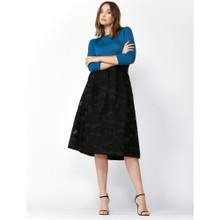 Women's Skirts   Keep It Real Textured Skirt   FATE + BECKER