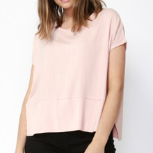 Ladies Tops | Dollie Relaxed Fit Top | FATE + BECKER