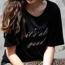 Ladies Tops | Los Angeles Tee W19 | BETTY BASICS