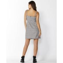 Women's Dresses Online | Exploration Check Pinafore | SASS