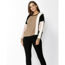 Women's Tops | Mixed Messages Jumper | SASS