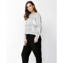 Women's Top | Check Yourself Jumper | SASS