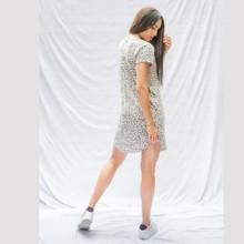 Women's Dresses Online   Luxe Tee Dress in Soft Leopard   BLAYKLEY