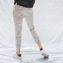 Women's Pants | Day Dreamer Jogger in Leopard | BLAYKLEY