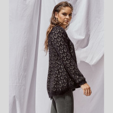 Jackets for Women | Farah Eyelash Cardi | SAINT ROSE