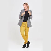 Ladies Pants | Blake Jeans in Mustard | BIANCO
