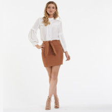 Women's Skirts Australia | Sabine Mini Skirt | AMELIUS