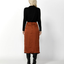 Women's Skirts Australia | Infatuation Rouched Skirt | SASS