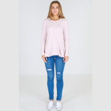 Women's Tops Online   Orchid Tee    3RD STORY