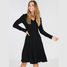 Dresses for Women Online | Hilton Dress in Black | 3RD STORY