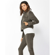 Lewis Corduroy Jacket by BETTY BASICS*