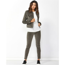 Women's Jackets Online | Logan Corduroy Jacket | BETTY BASICS