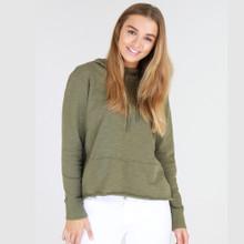 Sweaters for Women Australia| Greta Sweater in Khaki | 3RD STORY