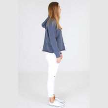 Sweaters for Women Australia| Greta Sweater in Steel Blue | 3RD STORY