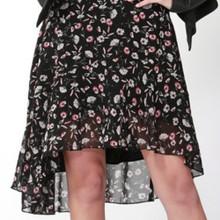 Women's Skirts   Nolita Ruffle Skirt   FATE + BECKER