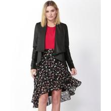 Ladies Jackets Online | Haley Leather Jacket | FATE + BECKER