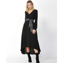 Women's Dresses | Hudson Dress + Contrast Belt | FATE + BECKER