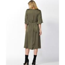Women's Dresses | Star Struck Dress in Khaki | FATE + BECKER