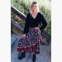 Women's Skirts | Havana Skirt | NOOSA SOL