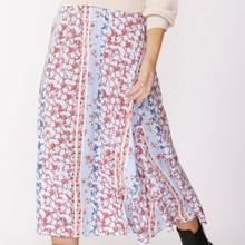 Women's Skirts | Ditzy Splice Skirt | SASS