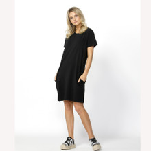 Women's Dresses | Gwen Tee Dress  | Betty Basics