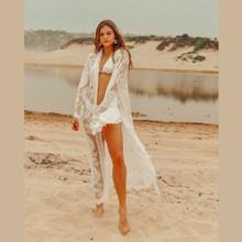 Women's Jackets | Lace Kimono | BLOSSOM BY THREE
