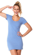 Ladies Dresses | Areatha Tee Dress | Betty Basics