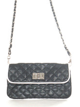 JOLIE QUILTED MINI BAG - W+B