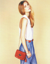 Shop Feb P37 - Camel Mini Satchel Bag
