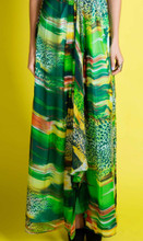 Bird of Paradise Maxi Dress by HONEY & BEAU