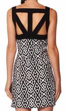 Ladies Dresses | Black Diamond Dress | SASS