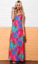 Ladies Dresses | Watercolour Maxi | SASS