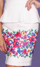 Ladies Dresses in Australia | Fallen Blossoms Bustier Dress | HONEY & BEAU