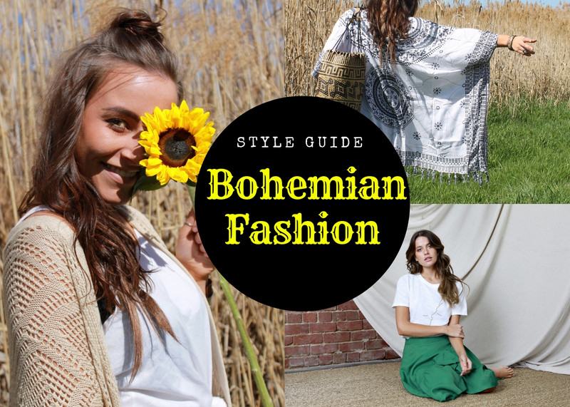 Style Guide: Bohemian Fashion