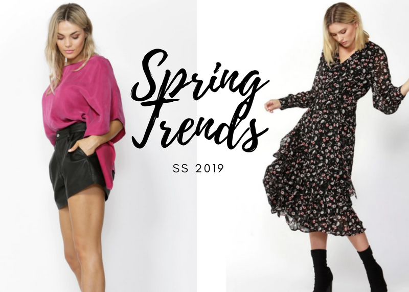 What You'll Be Wearing This Season: SS 19 Trend Report