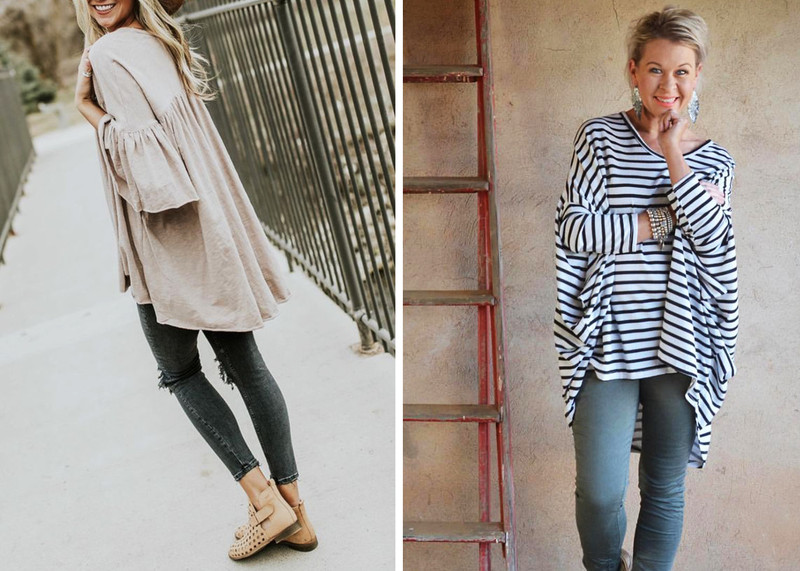 Style Guide: How To Wear Long Tops