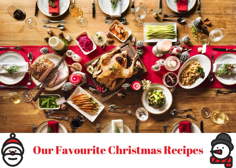 Our Favourite Christmas Recipes