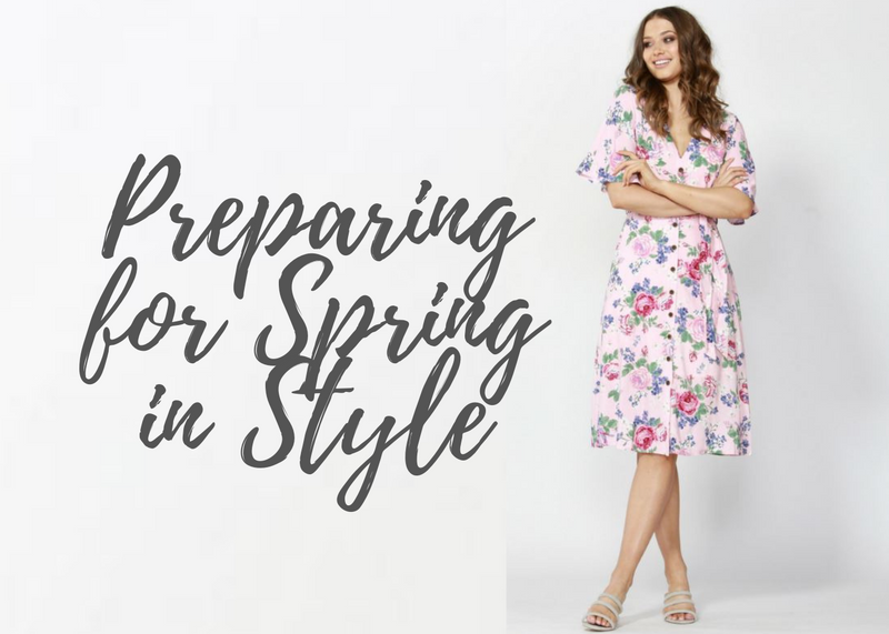 Getting ready for Spring in style!
