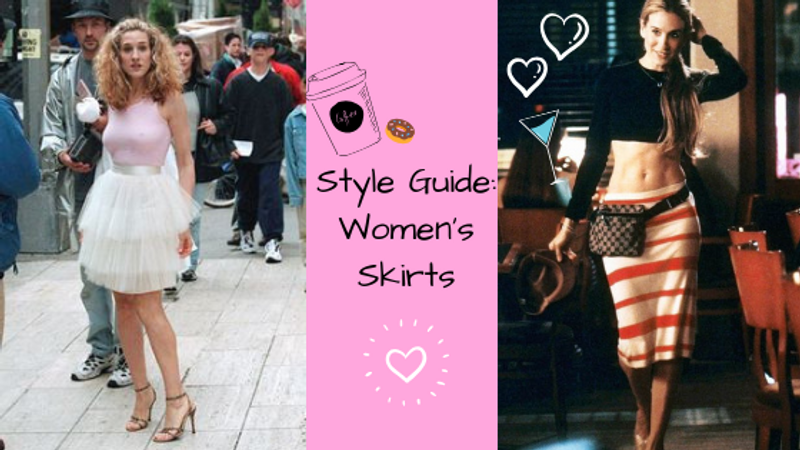 Style Guide: Women's Skirts