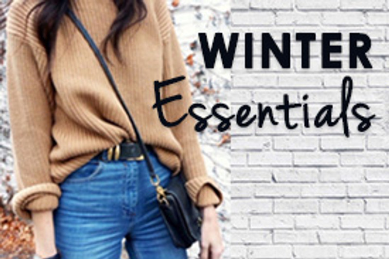 5 Key Pieces You Need This Winter