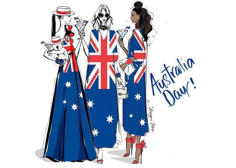 What To Wear For Australia Day