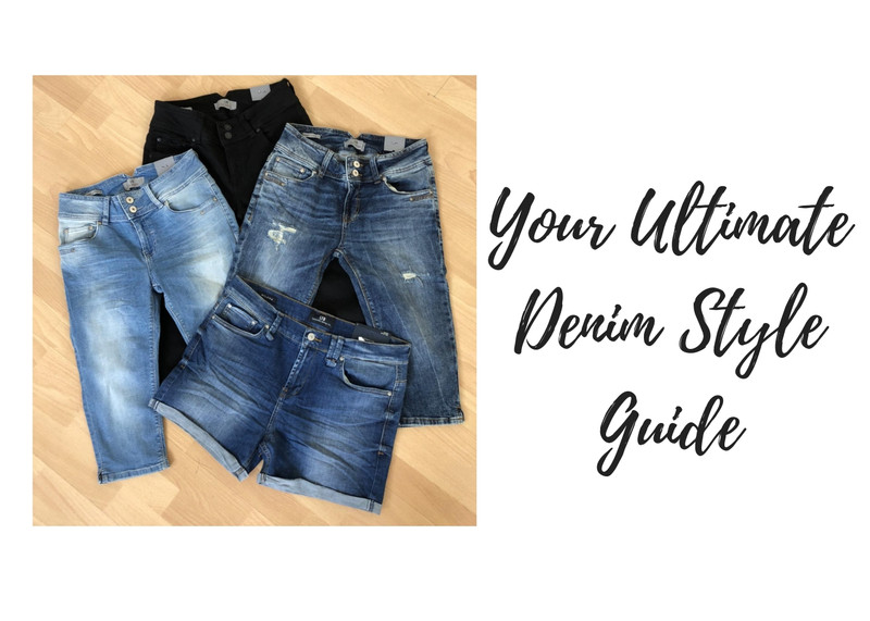 Your Ultimate Denim Style Guide