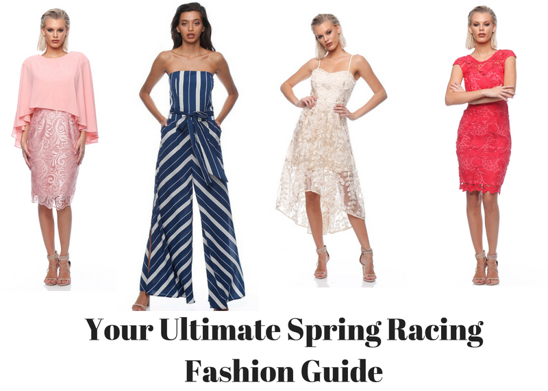 Your Ultimate Spring Racing Fashion Guide