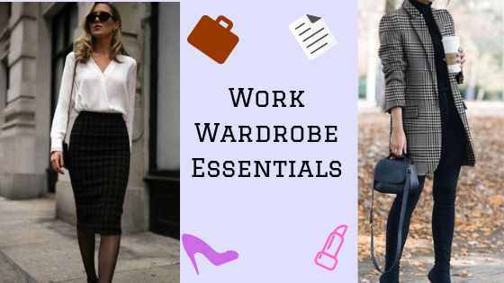 c6193fbe8 Style Guide: Work Wardrobe Essentials - AlibiOnline