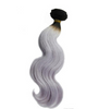 HUE Grey Body Wave  Single bundle