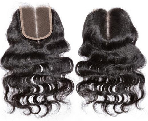Silk Body Wave Closure