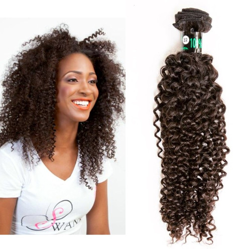 Mongolian Kinky Curly Wave  3 Bundles